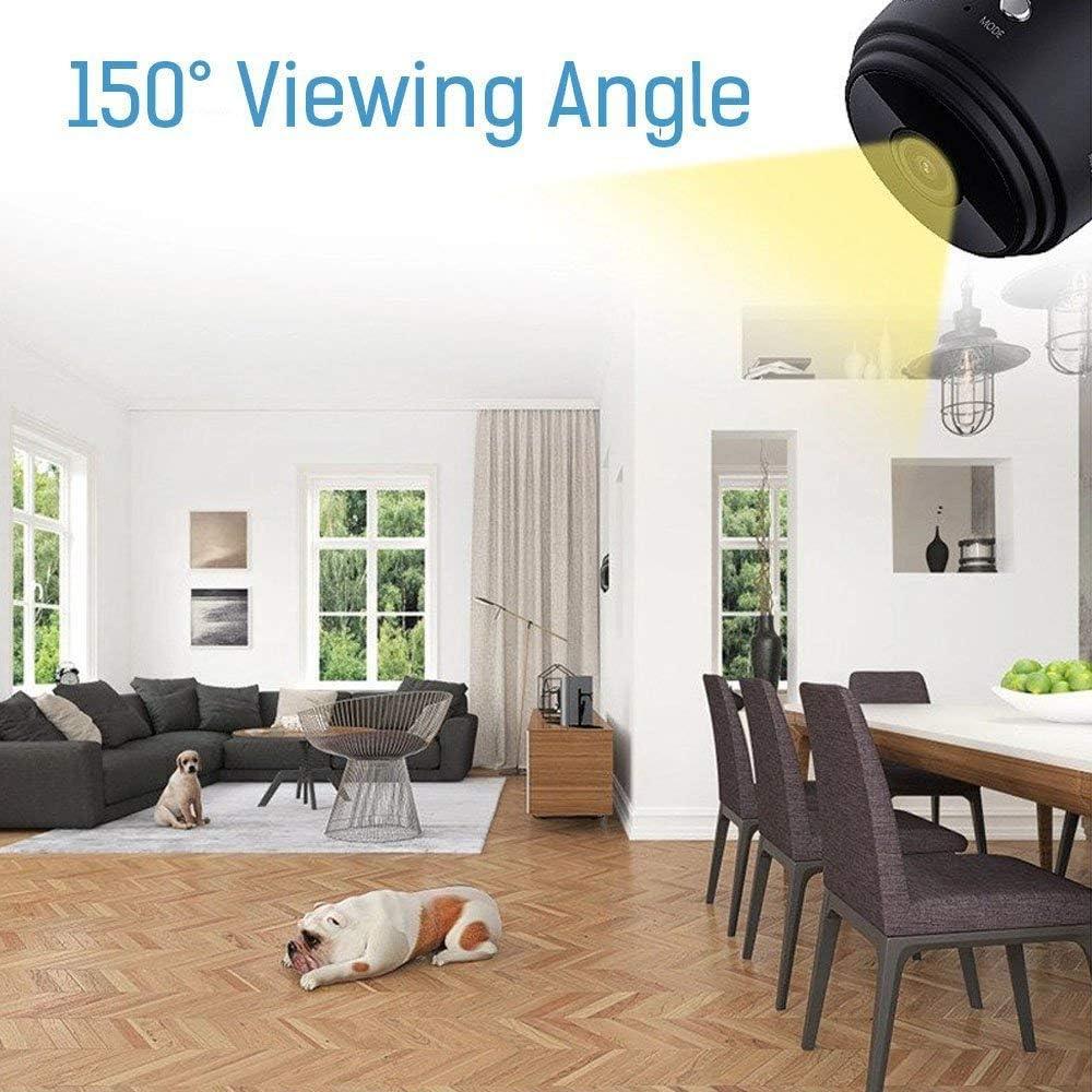 pour Le B/éB/é//A/îN/é//Animal-Noir Cam/éRa de Surveillance D/ôMe 1080P Cam/éRa IP S/éCurit/é Full HD WiFi Audio Bidirectionnel D/éTection de Mouvement Vision Nocturne Surveillance /à La Maison