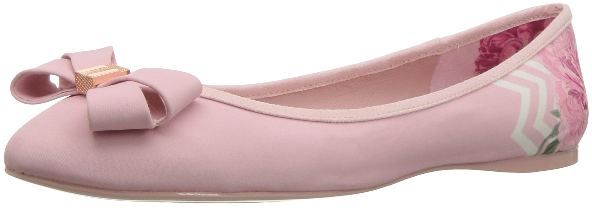 Ted Baker Women's Immet Ballet Shoe, Palace Gardens Textile, 7.5 B(M) US