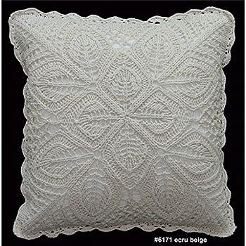 Amazon.com: KAMAY s Hecho A Mano Artesanía Crochet encaje ...