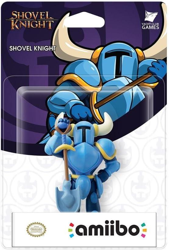 Badland - Figura Amiibo Shovel Knight (Serie SSB): Amazon.es ...
