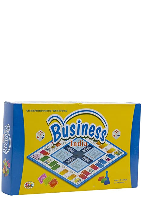 a1fa3c88db Buy Ekta Business India Board Game Online at Low Prices in India ...
