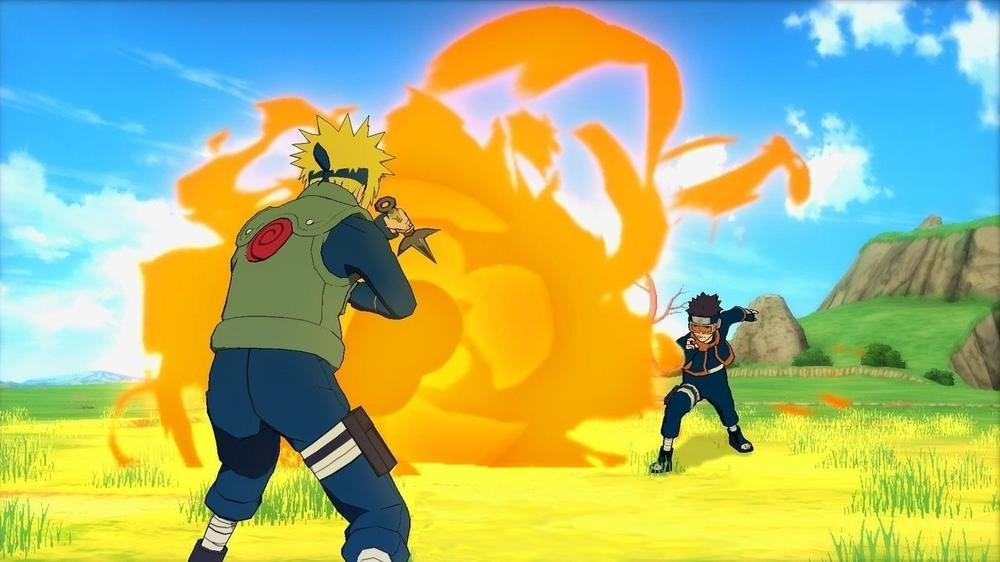 Naruto Shippuden : Ultimate Ninja Storm Generations: Amazon ...