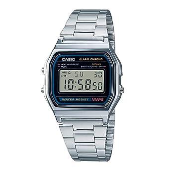 finest selection 75a40 603bb Amazon.com: Casio Standard Digital Watch A158wa-1jf (Import ...