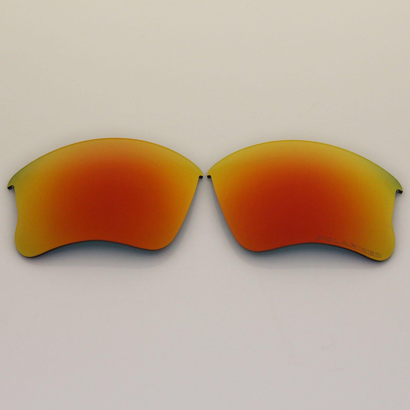 acompatible lentes de repuesto para Oakley Flak Jacket XLJ (sol ...