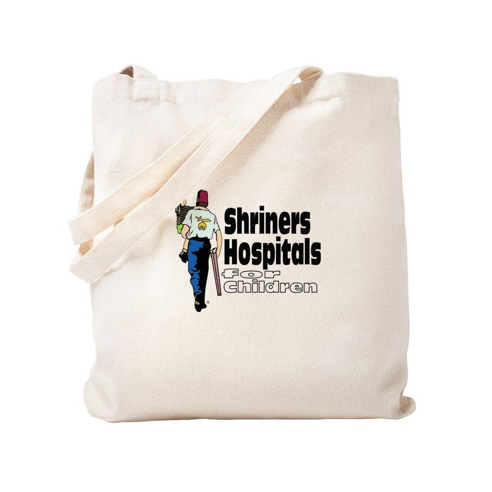 CafePress – Shriners – ナチュラルキャンバストートバッグ、布ショッピングバッグ S ベージュ 1412705131DECC2 B0773T88K2 S