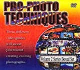 Pro Photo Techniques - Valume # 2 on DVD