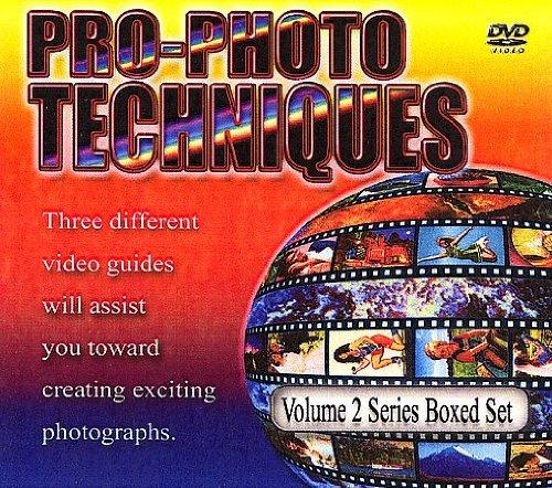 Pro Photo Techniques - Valume # 2 on DVD