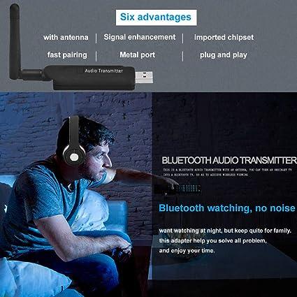 Amazon com: FAIYIWO Trasmettitore Senza fili Bluetooth A2DP