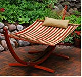 Arc Frame Hammock Combo Brown