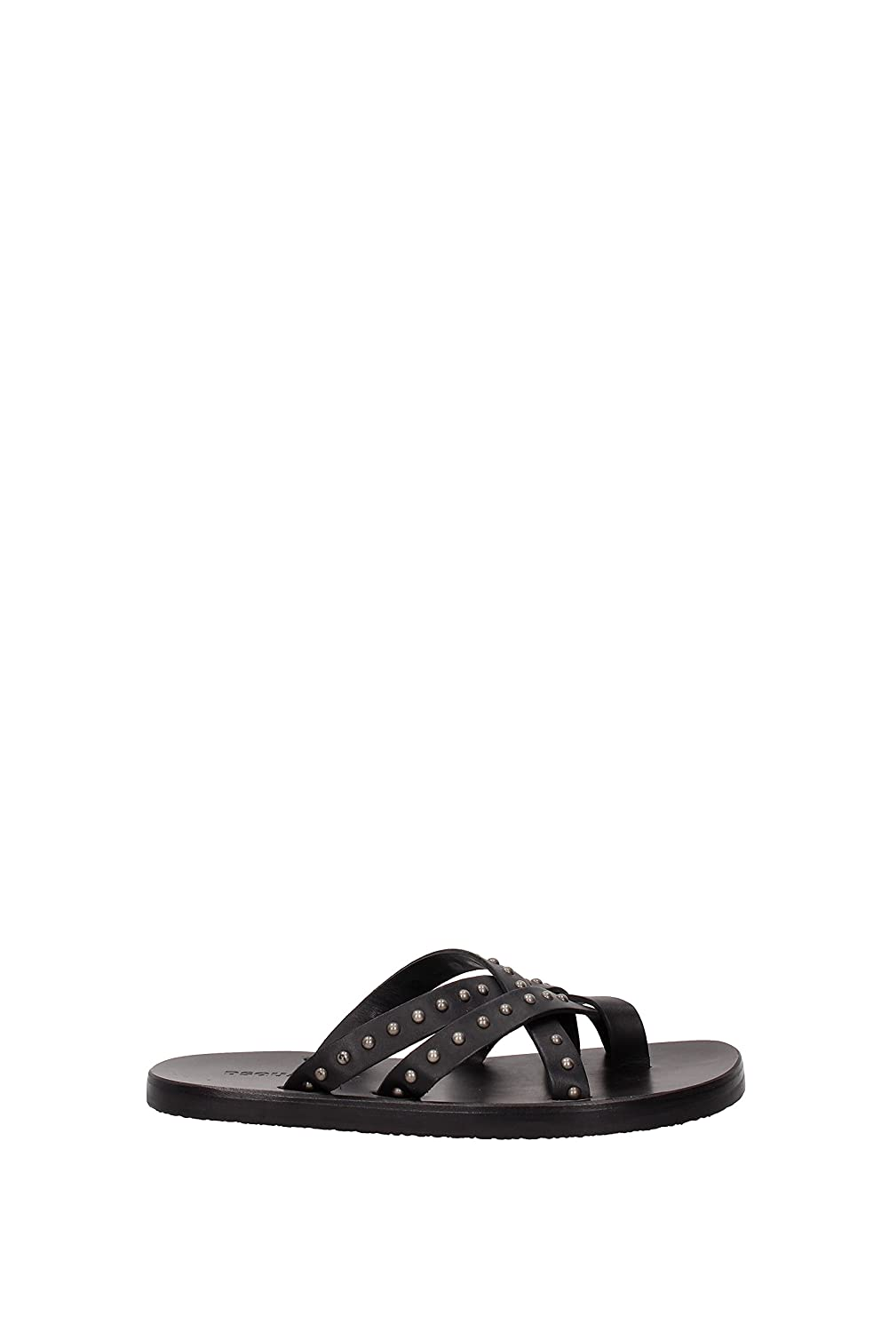 d0b7959bd60 Dsquared2 Tongs Jesus on The Beach Homme - Cuir (SA4135382124) 39 EU