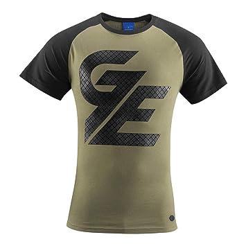 FC Schalke 04 Herren T Shirt GE grün: : Sport