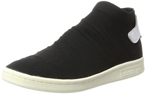 adidas Damen Stan Smith Sock Primeknit Sneaker