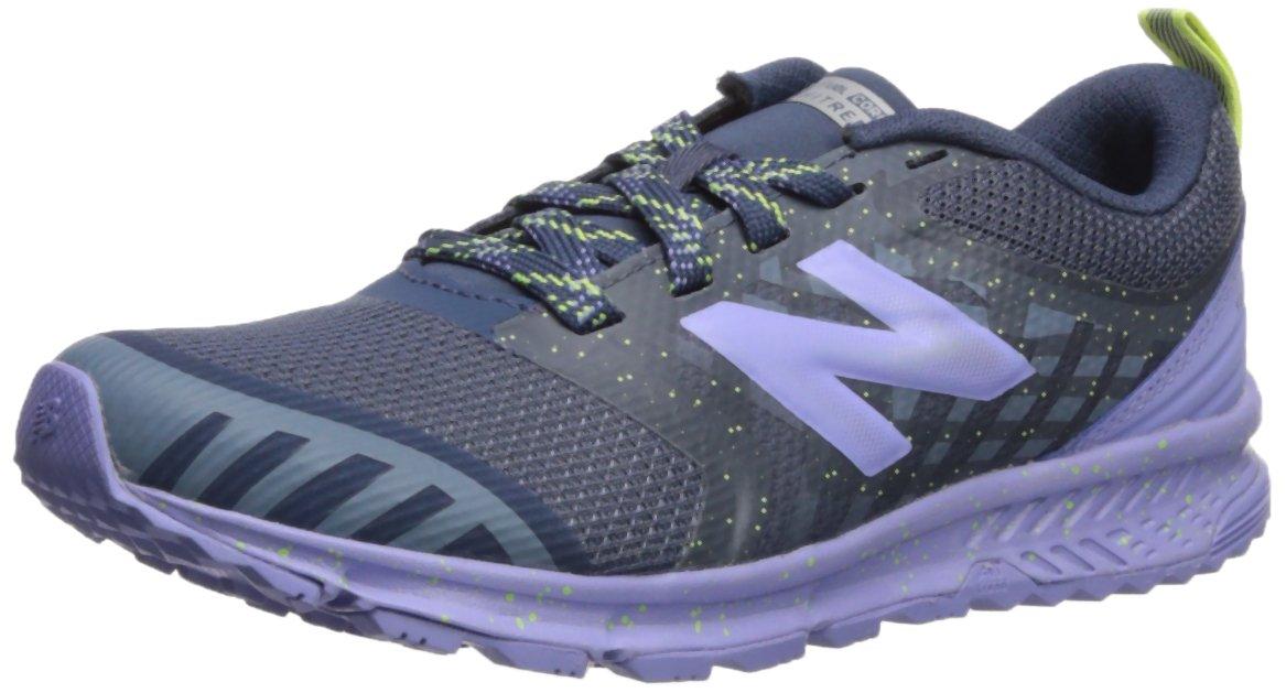 Galleon New Balance Girls Nitrel V3 Trail Running Shoe Vintage