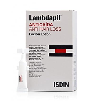 Isdin Lambdapil Loción 20x3ml