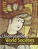 img - for Understanding World Societies V1 & Sources of World Societies 9e V1 book / textbook / text book