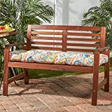 Greendale Home Fashions Outdoor 51-inch Bench