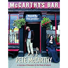 Mccarthy's Bar Audio