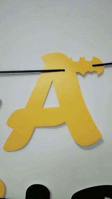 Amazon.com: Negro y oro suministros para fiesta de pancarta ...