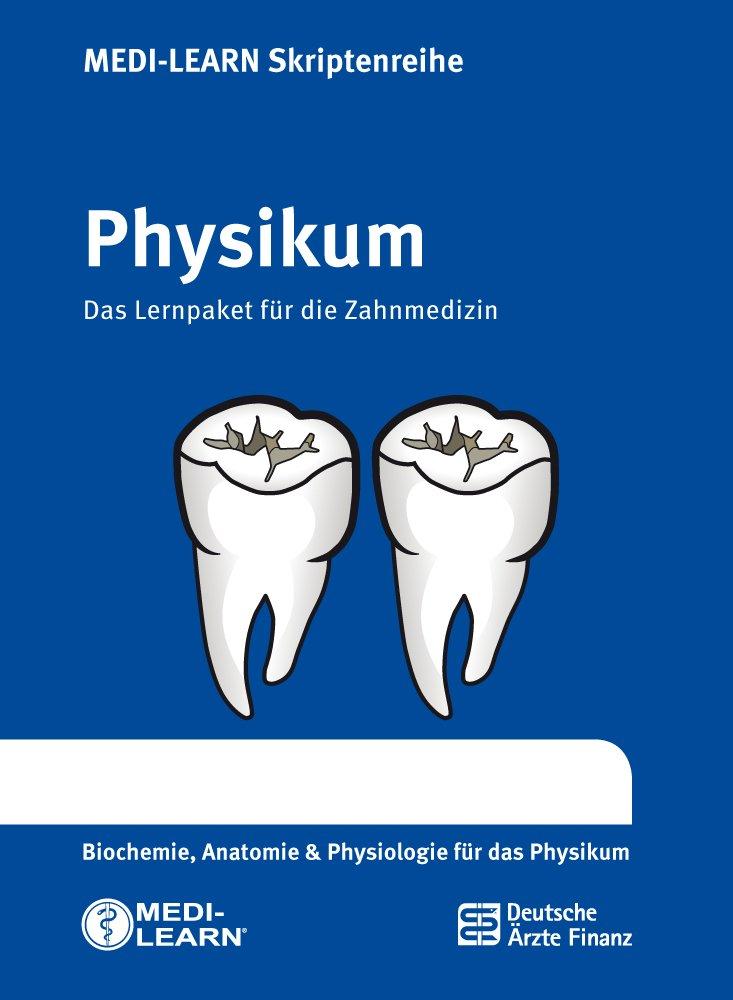 MEDI-LEARN Skriptenreihe: Physikum - Das Lernpaket für die ...