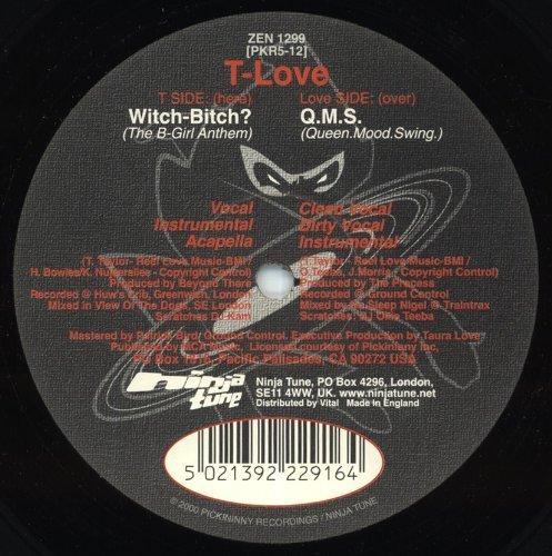 Witch Bitch [12 inch Analog]