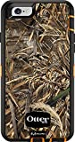 Rugged Protection OtterBox Defender Series Case for iPhone 6/6s – Bulk Packaging – Realtree MAX 5 (Blaze Orange/Black/MAX 5 Design
