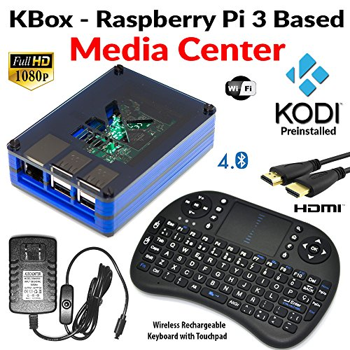 Raspberry Pi 3 Based