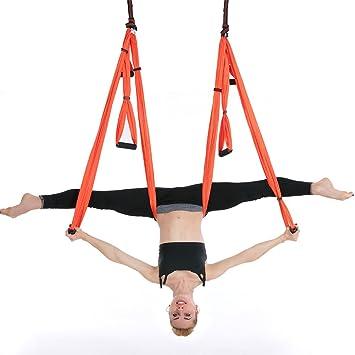 Antena Hamaca De Yoga Set Extensión con Fitness Hamaca Yoga ...