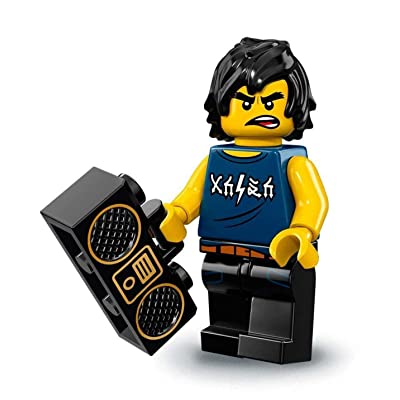 LEGO Ninjago Movie Minifigures Series 71019 - Cole: Toys & Games