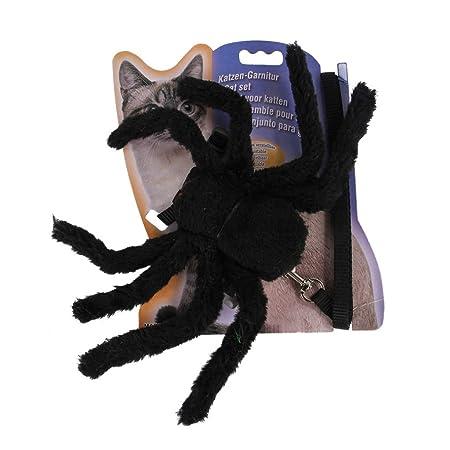 Youliy disfraz divertido para mascotas, para Halloween, Navidad ...