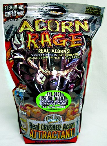 Wildgame Innovations Acorn Rage 5.5-Pounds Bag