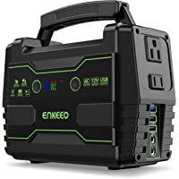 Enkeeo 155 Wh 42000mAh Portable Power Station
