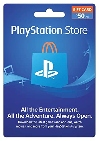 Sony Playstation 50 Dólar Live Tarjeta para la PlayStation ...