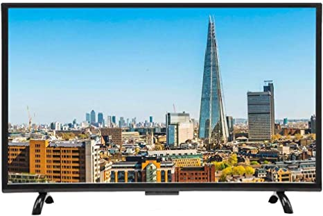 Pomya Televisor LCD Inteligente Ultra HD, televisor Curvo de ...