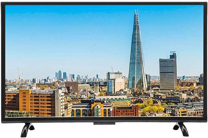 Pomya Televisor LCD Inteligente Ultra HD, televisor Curvo de Pantalla Grande de 55 Pulgadas, TV curvatura 3000R TV 4K HDR Versión de Red Smart TV Multifuncional, 110V(EU): Amazon.es: Electrónica