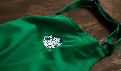 30692ac4c86e0 Amazon.com  Starbucks® Coffee Company Barista Apron  Home   Kitchen