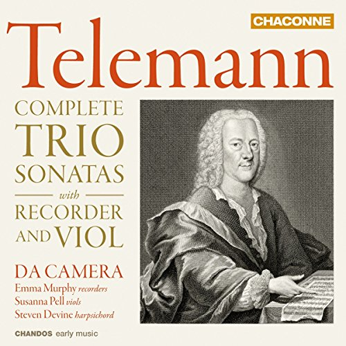 Complete Trio Sonatas (Complete Trio Sonatas)