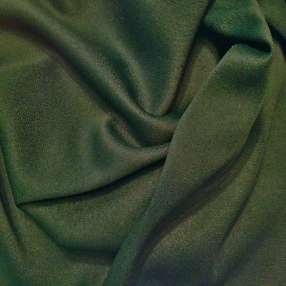 8 Ft. High x 5 Ft. Wide Premier Drape Panel (For Pipe and Drape Displays and Backdrops) - Key Lime TRK1