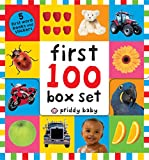 First 100 PB Box Set (5 books): First 100 Words; First 100 Animals