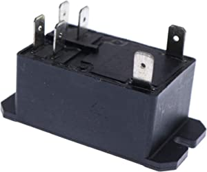 Friday Part 12V 20A Relay 86521256 for New.Holland C190 L175 L190 L465 L565 L865 LS140 LS150 LS160 LS170 LS180 LS190 LX465 LX485 LX565 LX665 LX865 LX885 LX985 SL40B