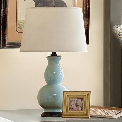 LIUWUFENG Lámparas de Mesa de cerámica - lámparas de Mesa de ...