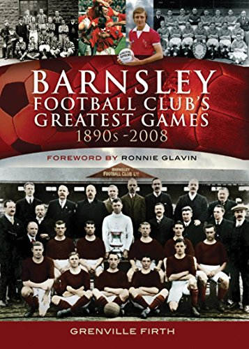 Barnsley Football Club's Greatest Games: - Stadium 2008 Club