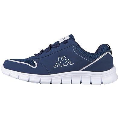 Amora Footwear Unisex, Unisex-Erwachsene Sneakers, Grau (1316 Anthra/Grey), 36 EU Kappa