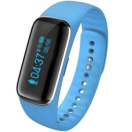Amazon.com: Desay Smart Pulsera Deportiva de fitness Tracker ...