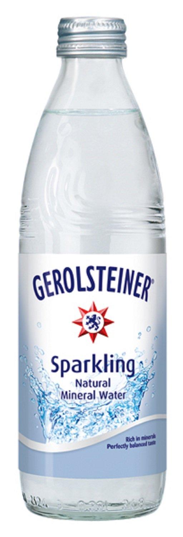 Gerolsteiner Mineral Water - 11.2 fl oz - 24 pk