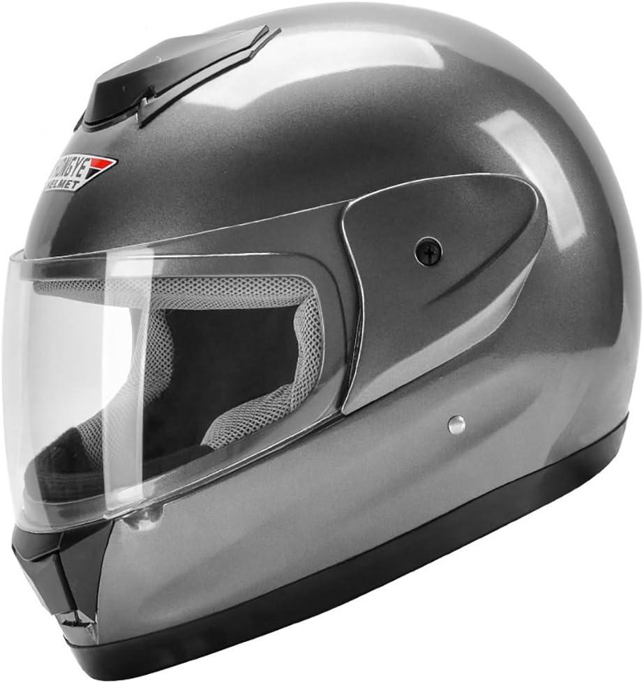 ヘルメット ヘルメット/メンズMオートバイヘルメット夏日保護ヘルメットフォーシーズンユニバーサルマルチカラー軽量パーソナリティファッションヘルメット (色 : A) A