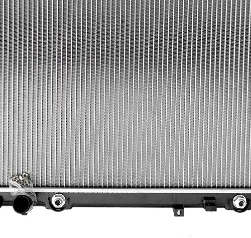 OCPTY 2731 New Radiator Replacement fit for Cadillac CTS V 04-07 2.8 3.6 V6 5.7 6.0 V8