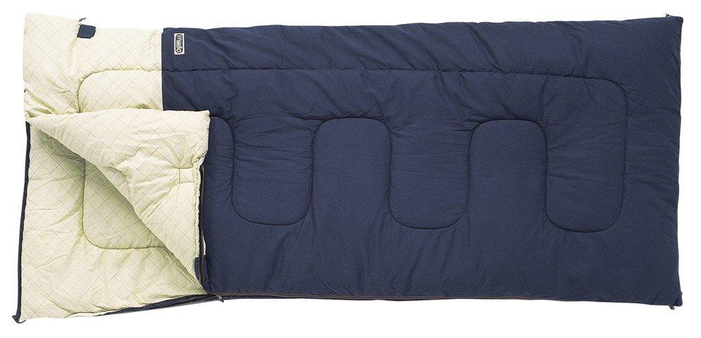 ogawa(オガワ) アウトドア キャンプ 寝袋 フィールドドリームDX-3I  プルシアンブルー [最低使用温度2度] 1038 B007OWPU6Q
