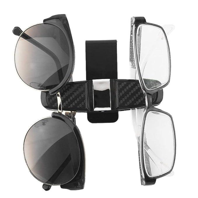 Amazon.com: Multifunción Sujetador de coche Cip Gafas Gafas ...