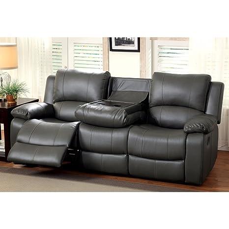 Amazon.com: Muebles de América Rathbone Sillón Reclinable ...