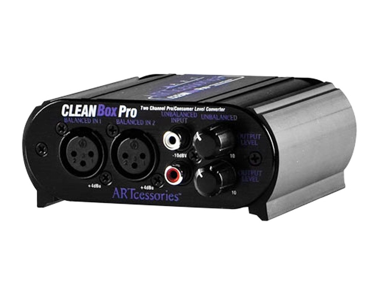 ART CleanBOX Two Way Stereo Converter